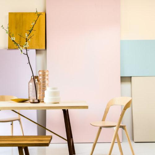 Colour futures 2015 layer + layer trend matsal pasteller