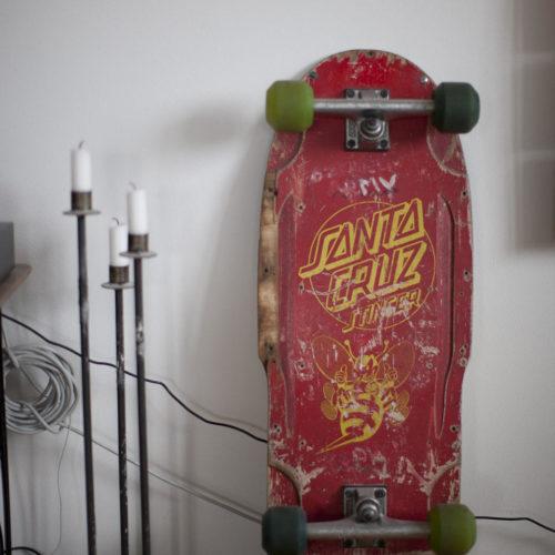 skateboard hemma hos micke ljusstakar