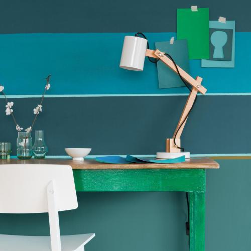 Colour futures 2014 trend årets färg teal arbetsrum