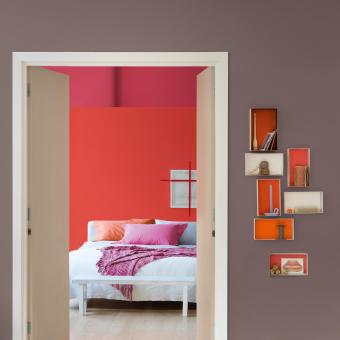 trend 2015 friendly barter röd vägg sovrum