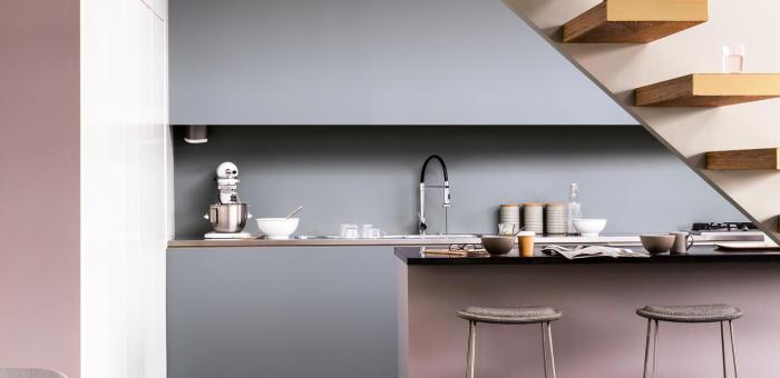 grått stilrent kök trend 2015