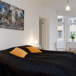 madelene malmö lägenhet sovrum