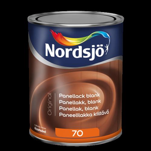 Nordsjö Original Panellack Blank