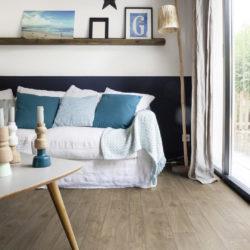 Gerflor Texline Bruges Brown Nordsjö Idé & Design