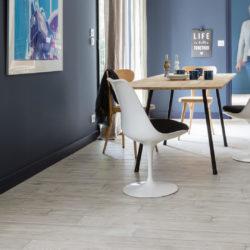 Gerflor Texline Bruges Clear kjokken Nordsjö Idé & Design