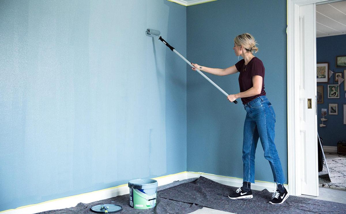 Fjern maling med brun sæbe – Linoliebutikkens guide til hvordan du gør