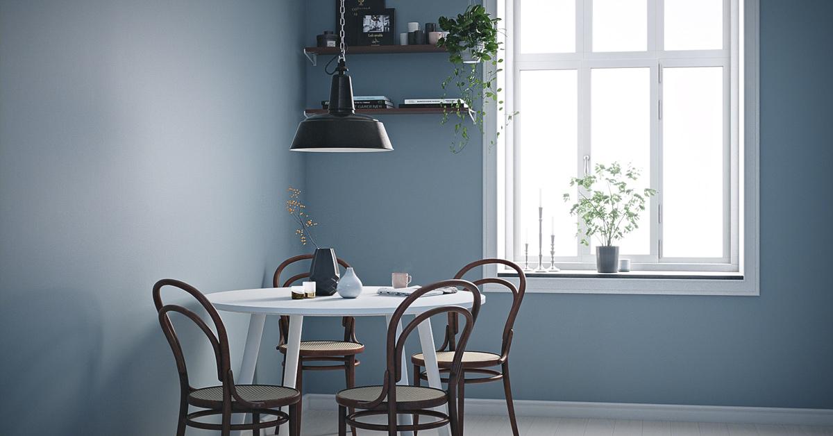 Male kjøkken: Riktig maling på rett plass   Nordsjö Idé & Design
