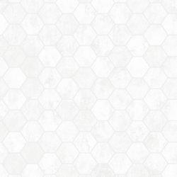 Aqua 4024-4 Hexagon, våtromstapet fra Borge