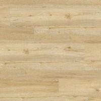Nærbilde av et gulv av typen klikkvinyl