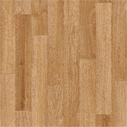 Nærbilde av gulvbelegg i eik