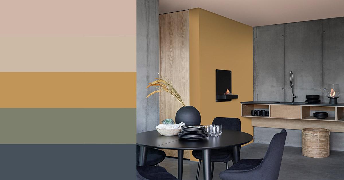 Picture of: Digitalt Fargekart Interior 2020 2021 Nordsjo Ide Design